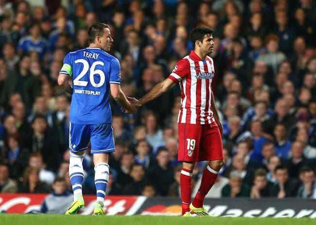 Officiel : Diego Costa rejoint Chelsea