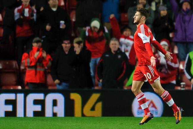 Officiel : Lallana rejoint Liverpool pour 32 ME