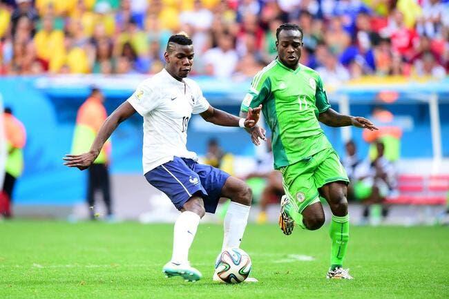 Pogba, le Bleu qui fait trembler le Brésil