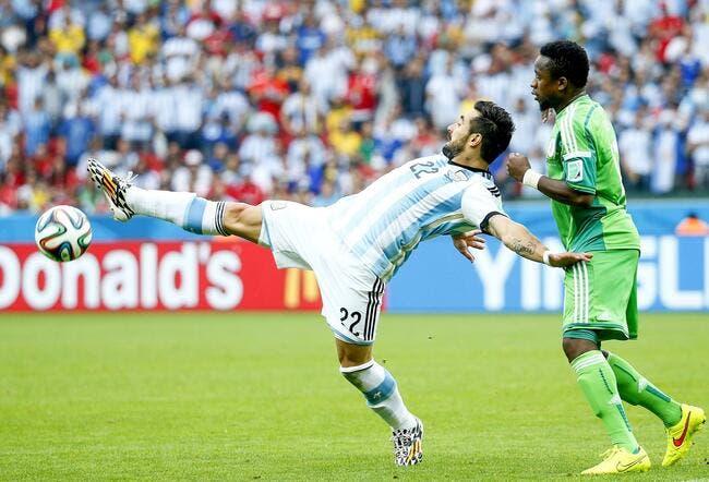 Lavezzi, le blagueur fou du PSG n'énerve pas l'Argentine