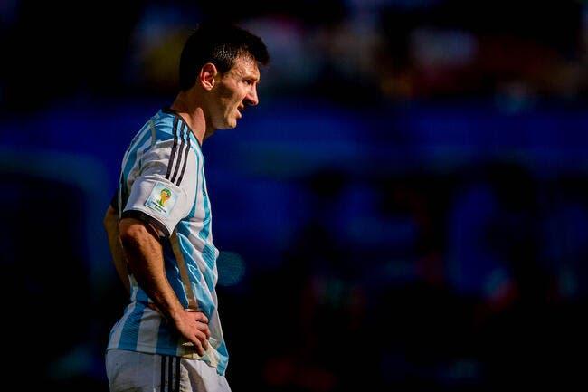 La Belgique a un plan pour renverser Messi et l'Argentine