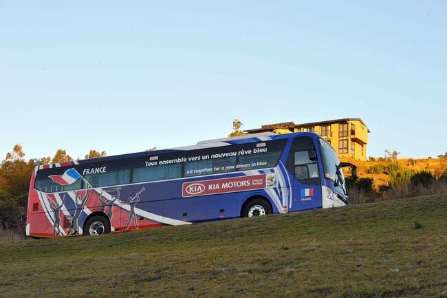 La FFF peut être fière du bus de la honte