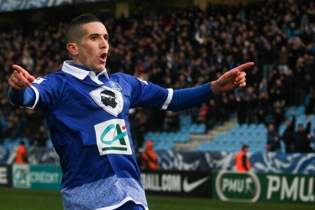 Raspentino quitte l'OM et signe à Caen