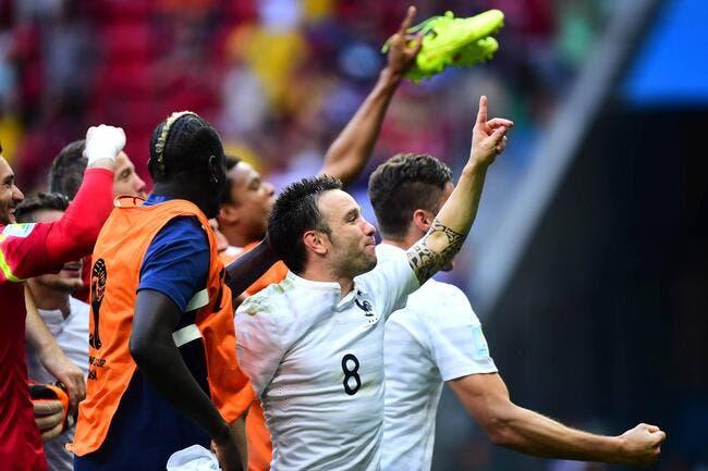 Valbuena ne fait pas le malin avant France-Allemagne