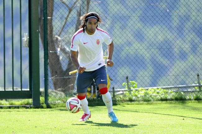 Monaco ne bloquera pas Falcao ni James Rodriguez