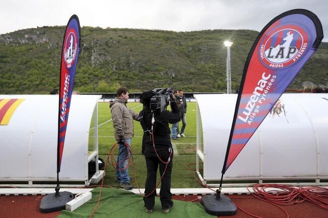 Officiel : Luzenac interdit de Ligue 2