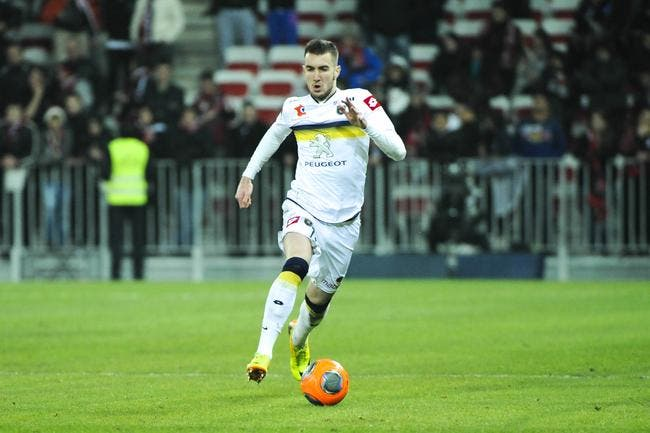 Officiel : Peybernes rejoint Bastia pour trois ans