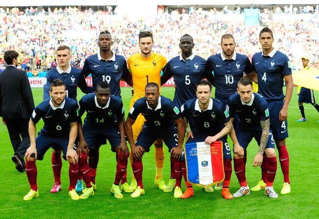France - Allemagne : les compos