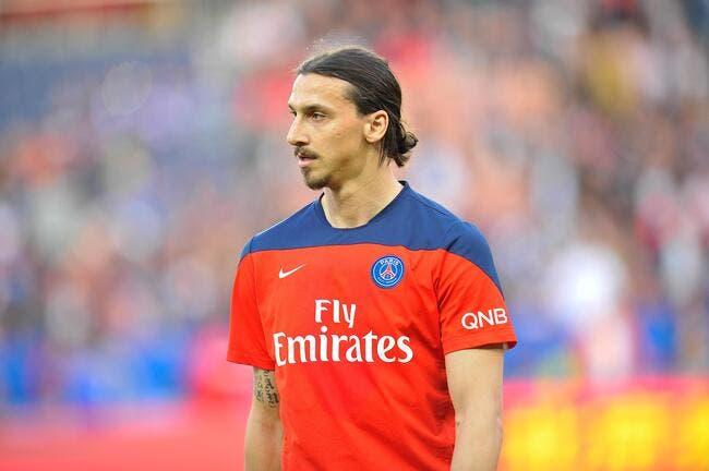 Ibrahimovic reprend avec le PSG… en Suède