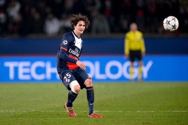 La Roma lâche 5 ME au PSG pour Rabiot
