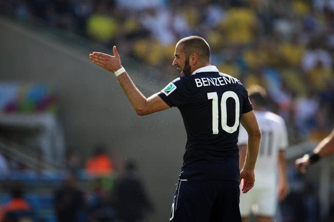 Benzema est quand même «satisfait et fier»