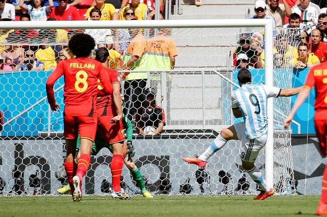 L'Argentine ne tombe pas dans le piège belge