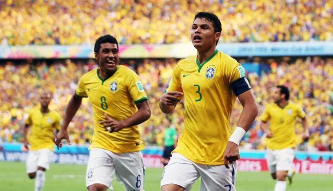 Le Brésil s'offre un rendez-vous de gala avec l'Allemagne