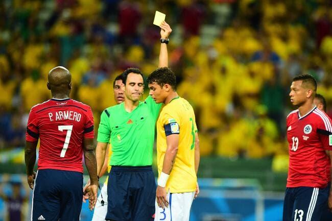 Larqué et Courbis fracassent Thiago Silva