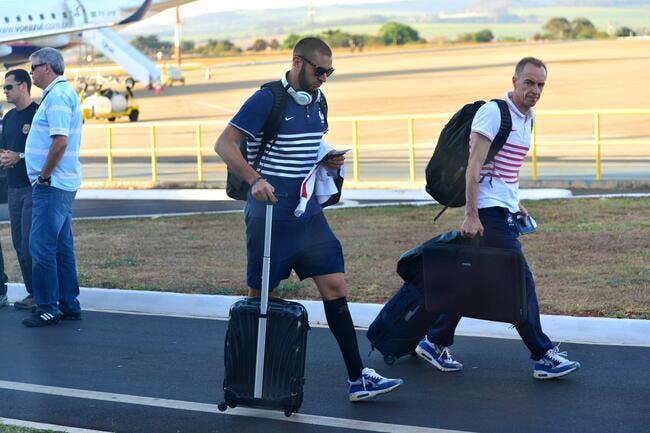 Pierre Ménès remet un deuxième taquet à Benzema