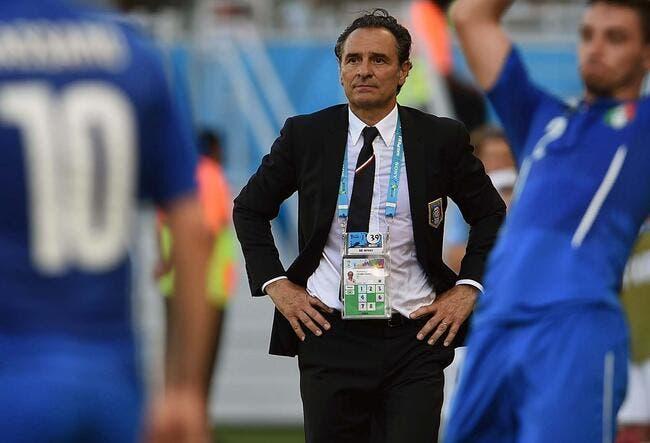 Cesare Prandelli nommé entraîneur de Galatasaray