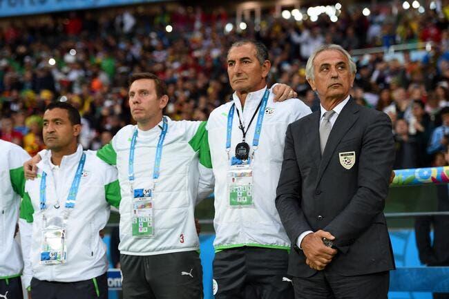 Halilhodzic et l'Algérie c'est officiellement fini !