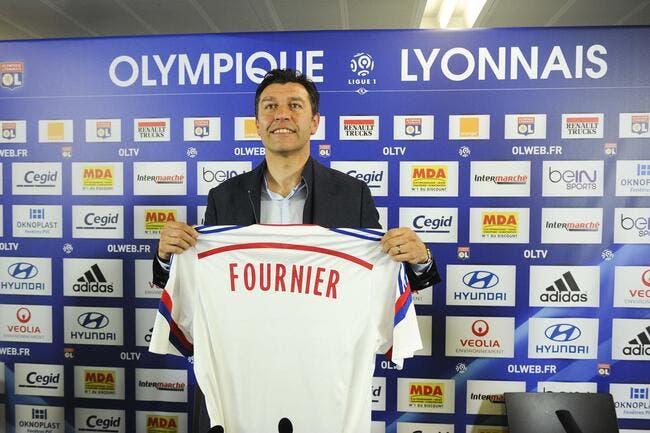 A l'OL, Fournier sait ce qu'il se dit sur son dos