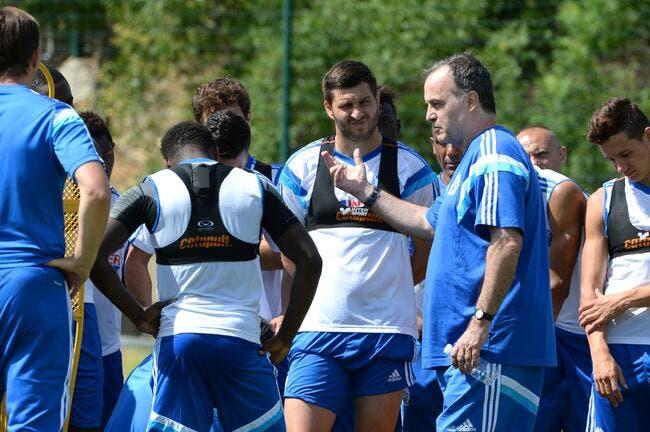 Bielsa impose un calendrier de fou aux joueurs de l'OM