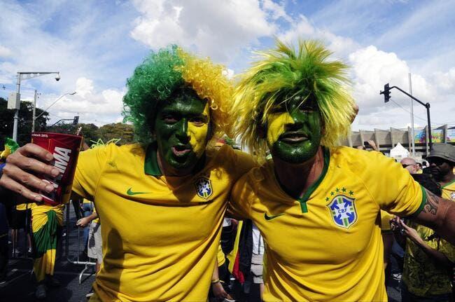 Brésil – Allemagne : les compos