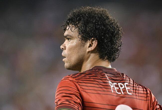 Pepe à Monaco dans le deal pour Falcao à Madrid ?