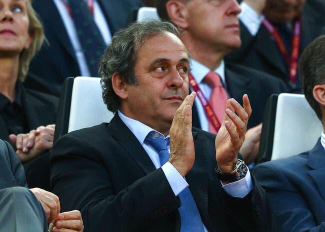 Platini n'est pas loin de se reconnaître dans un Bleu