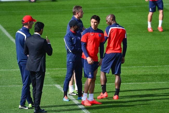 Thiago Silva entraîneur du PSG ? Pourquoi pas