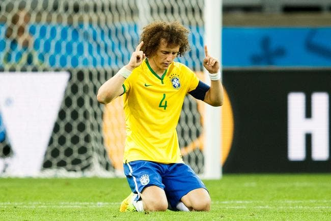Barton se paye le PSG sur le dos de David Luiz