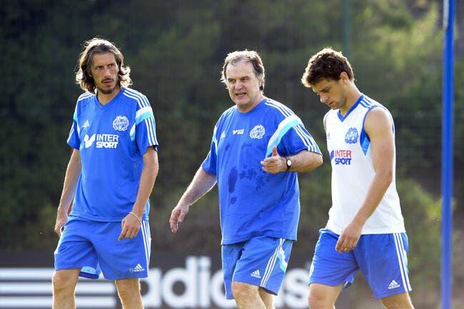 Malgré le PSG et Monaco, l'OM pense au titre prévient Mendes