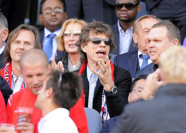 Mick Jagger, c'est Paul le Poulpe version maudit