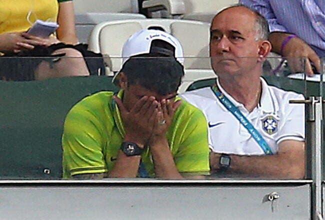 Thiago Silva n'a même plus «la force de pleurer»