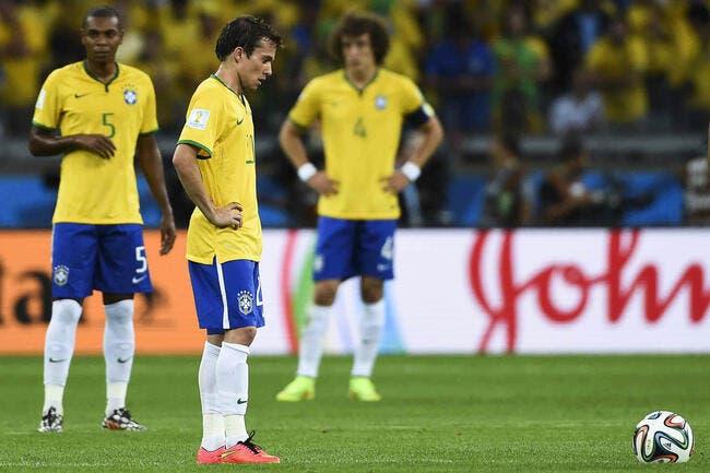 Courbis compare le Brésil à une bonne DH et encore