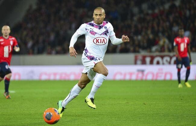 Bordeaux privé de Jussiê pour six mois !