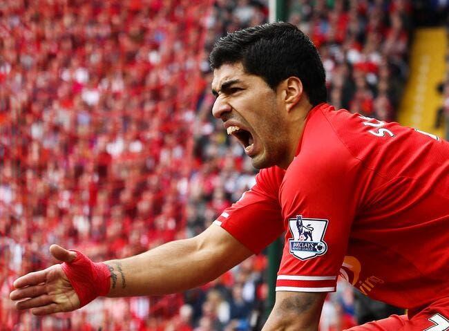 Luis Suarez sur le podium des plus gros transferts de l'histoire
