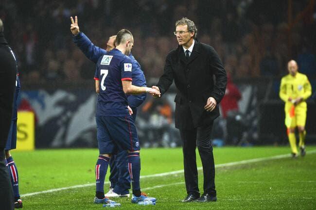 Ménez revient sur son départ du PSG