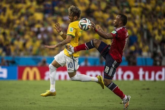 Neymar trouve des raisons d'avoir le sourire