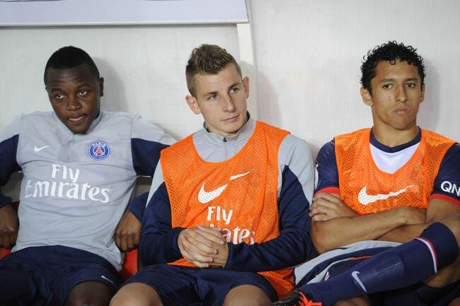 Ongenda, enfin un jeune qui s'accroche au banc du PSG