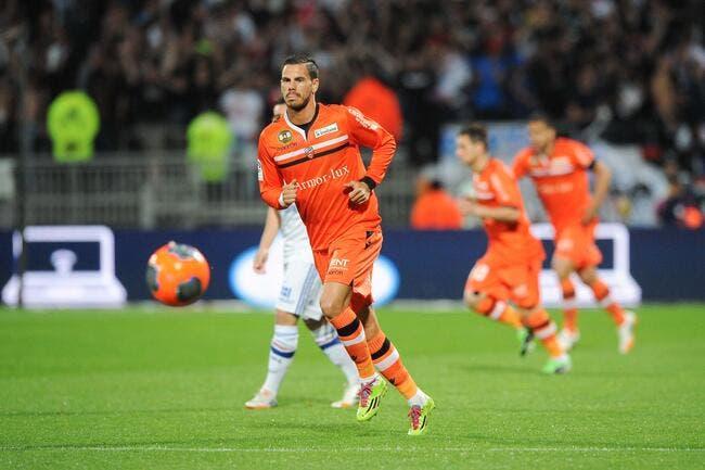 Pour son attaque, l'OL regarde du côté de Lorient