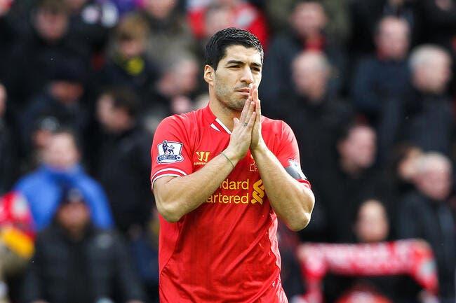 Suarez explique son transfert aux supporters de Liverpool