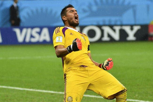 Vidéo : Romero a failli commettre une incroyable bévue