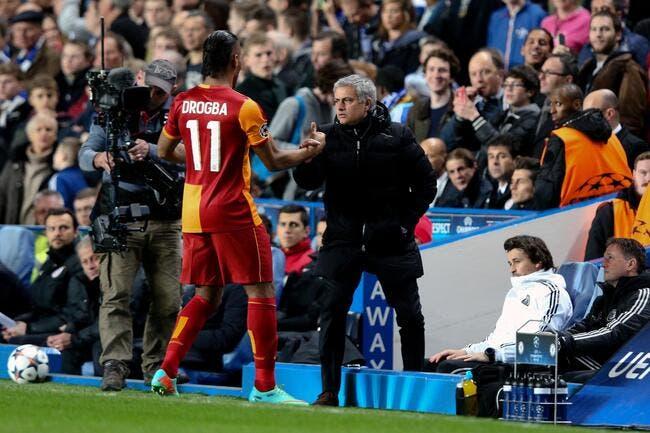 A Chelsea, Mourinho veut offrir un bel avenir à Drogba