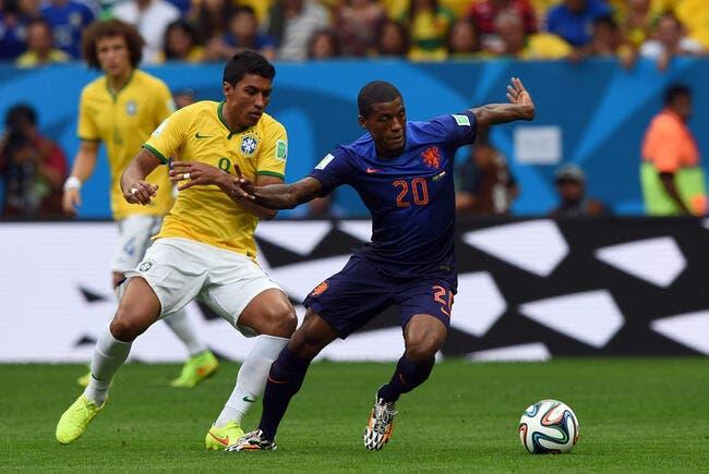 Et 1, et 2 et 3-0 pour les Pays-Bas face au Brésil !