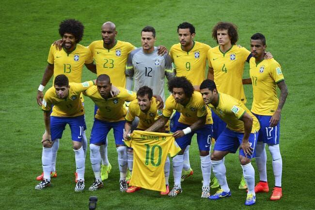 Larqué ricane du Brésil «qui pleure»