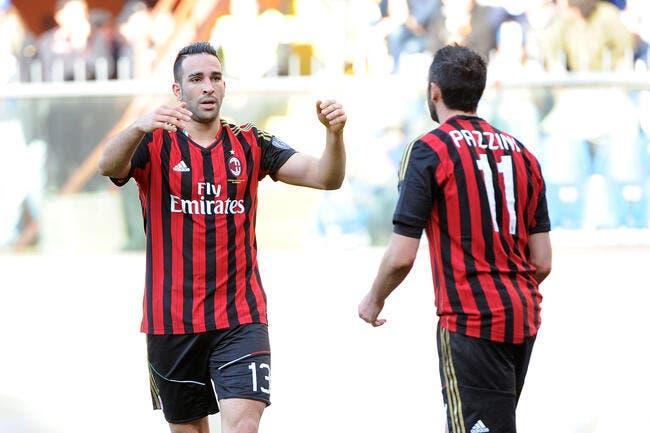 Officiel : Adil Rami au Milan AC jusqu'en 2017