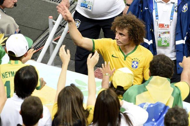 David Luiz, des vacances au sprint pour arriver au PSG