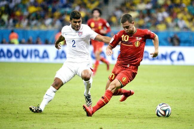 Un match OL-Italie pour s'offrir Yedlin
