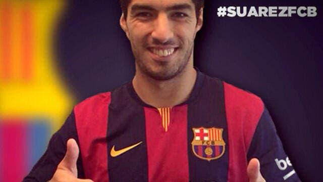 Le Barça collera une amende de 3,7ME si Luis Suarez mord !