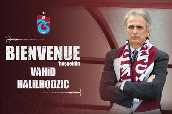 Officiel : Halilhodzic signe à Trabzonspor