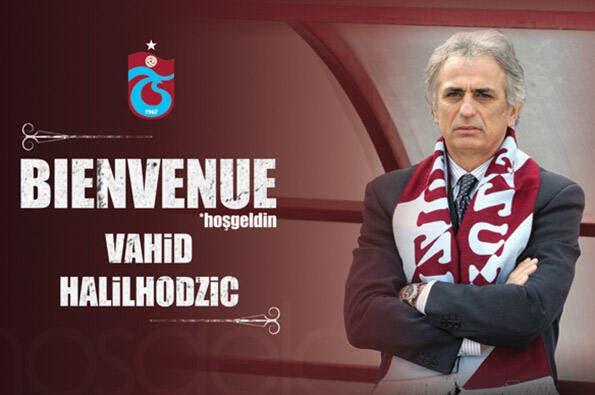 Officiel : Halilhodzic signe à Trabzonspor