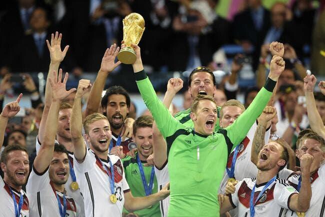 L'Allemagne championne, le mur argentin est tombé